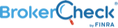 BrokerCheck by FINRA logo